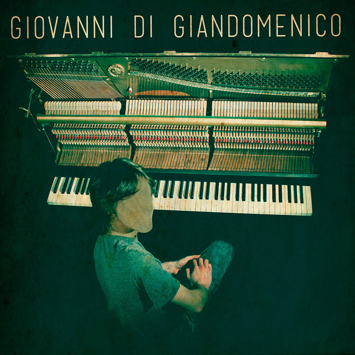 Giovanni Di Giandomenico, debut album cover