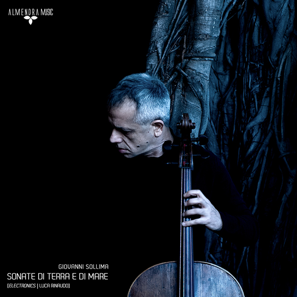 Giovanni Sollima | cello, cellist | album artwork | photo | Francesco Ferla | Almendra Music