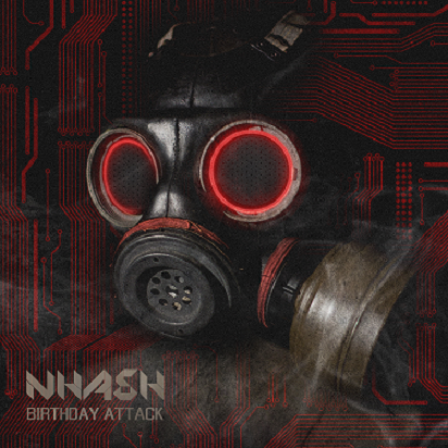 N'Hash - Birthday Attack - album cover