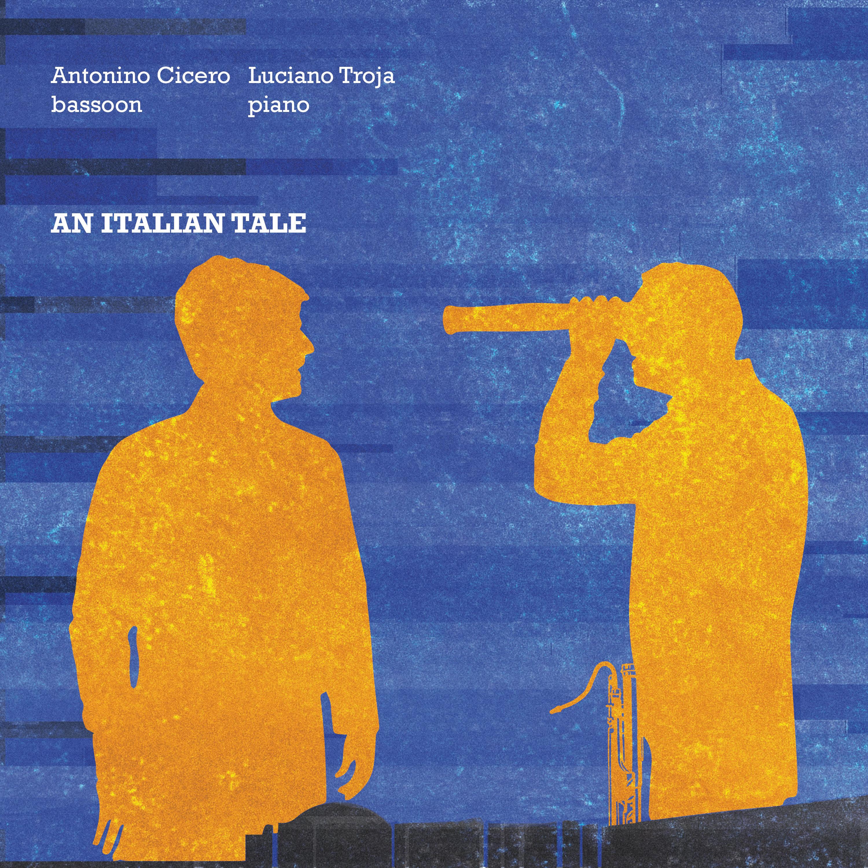 An Italian Tale | Antonino Cicero | Luciano Troja | foto (c) Francesco Libro | Almendra Music
