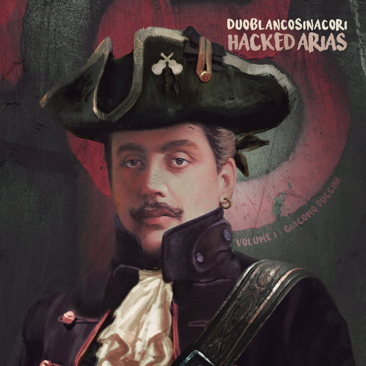 Duo Blanco Sinacori - Hacked Arias (Vol. 1: Giacomo Puccini) - album cover