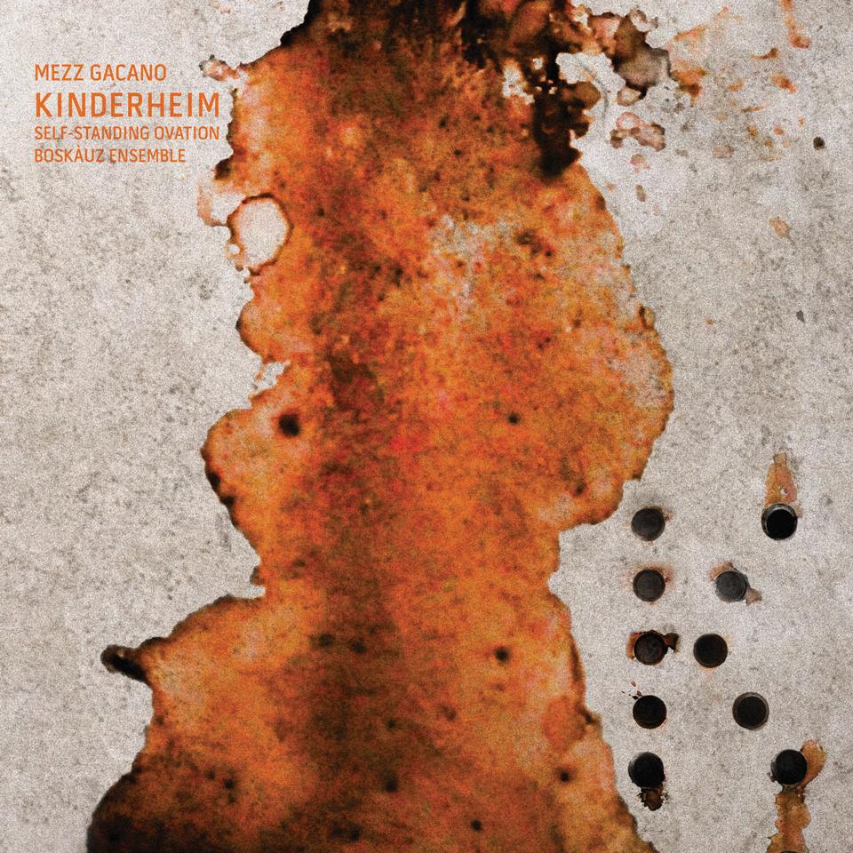 Mezz Gacano - Kinderheim   album cover   artwork by 3112htm