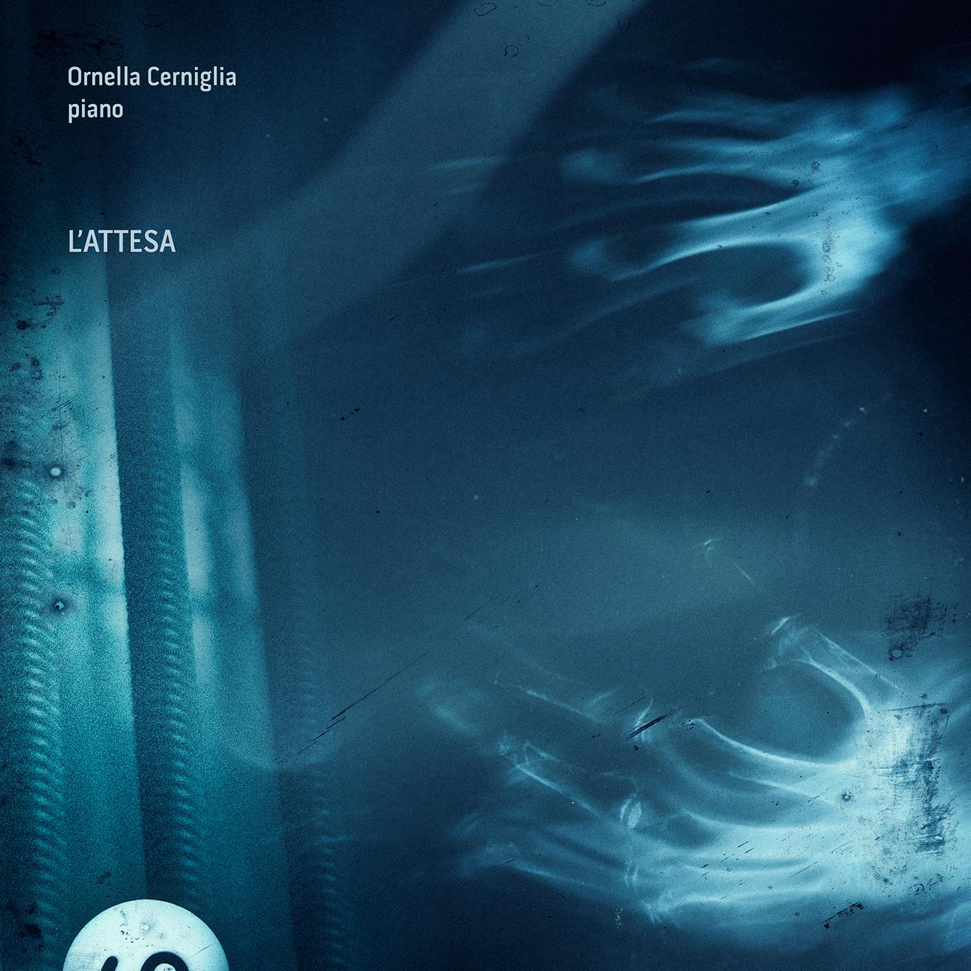 Ornella Cerniglia - L'attesa - album cover