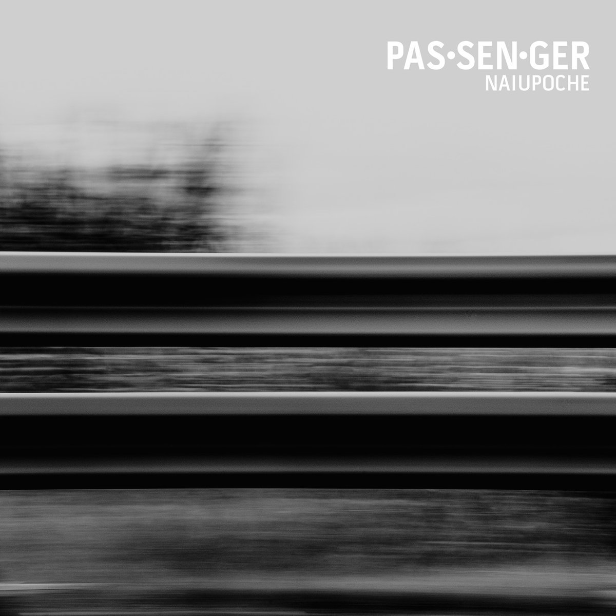 Naiupoche -`` Venerdì santo, Vol. 1: Passenger`` - album cover